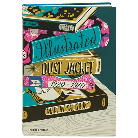 The Illustrated Dust Jacket, 1920–1970