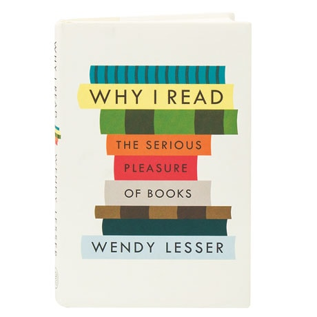 Why I Read The Serious Pleasure Of Books