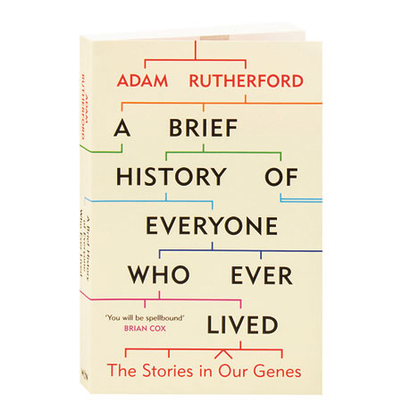 A Brief History Of Everyone Who Ever Lived The Stories In Our Genes