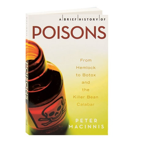 A Brief History Of Poisons From Hemlock To Botox And The Killer Bean Calabar