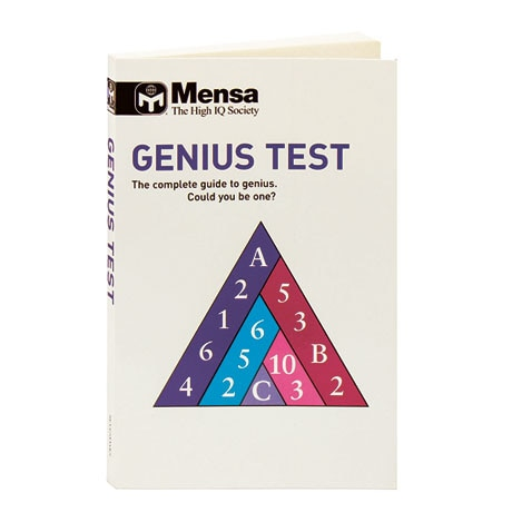 Mensa Genius Test The Complete Guide To Genius. Could You Be One?
