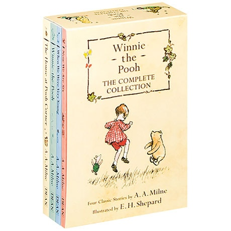Winnie-The-Pooh: The Complete Collection Classics Box Set