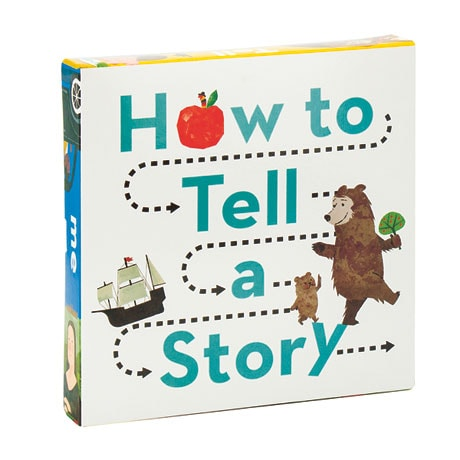 How To Tell A Story 1 Book + 20 Story Blocks = A Million Adventures