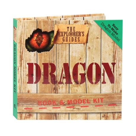 The Explorer's Guides: Dragon Book & Model Kit