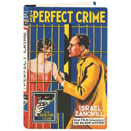 The Perfect Crime The Detective Club