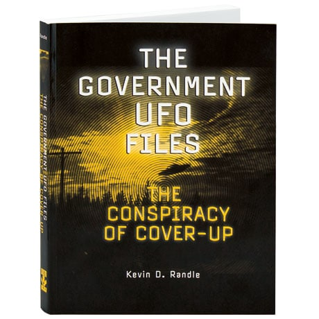 The Government UFO Files The Conspiracy Of Cover-Up