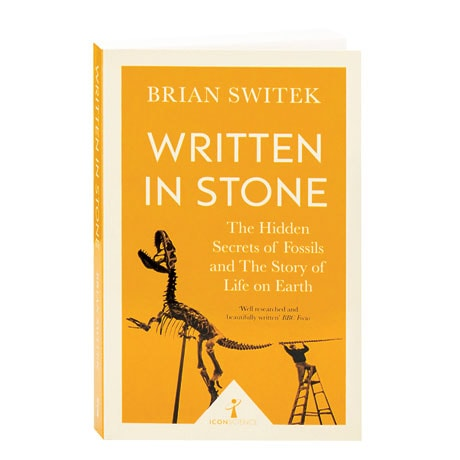 Written In Stone The Hidden Secrets Of Fossils And The Story Of Life On Earth