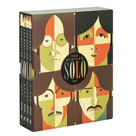 The Beatles Solo Boxed Set