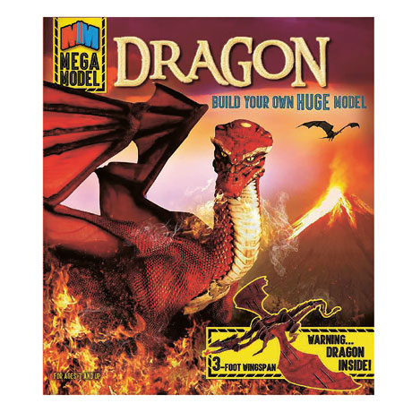 Mega Model Dragon