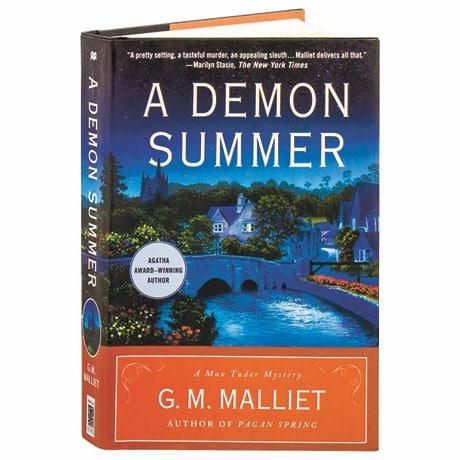 A Demon Summer A Max Tudor Mystery