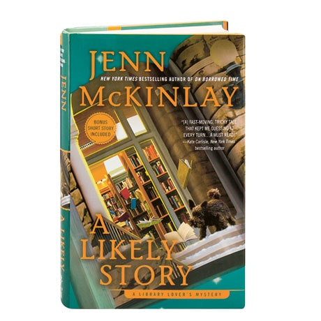 A Likely Story A Library Lover's Mystery