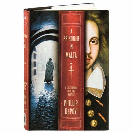 A Prisoner In Malta A Christopher Marlowe Mystery
