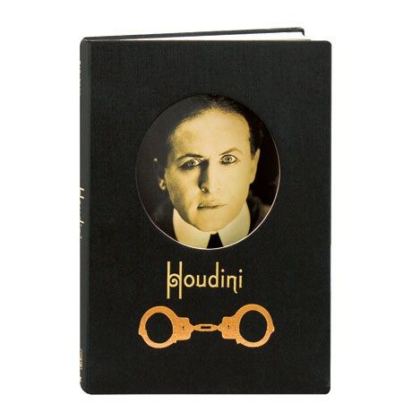 Houdini Art And Magic