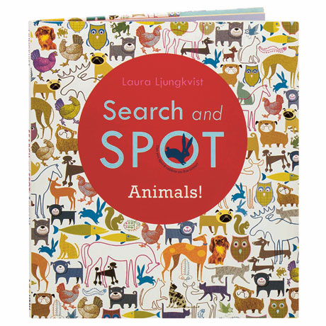 Search And Spot Animals!