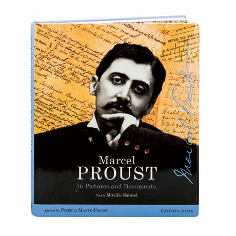 Marcel Proust in Words and Pictures