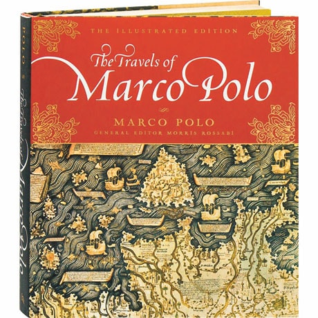 the travels of marco polo the illustrated edition. Black Bedroom Furniture Sets. Home Design Ideas