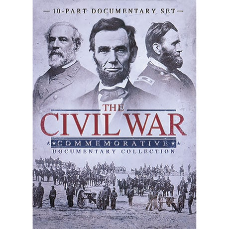 The Civil War Commemorative Documentary Collection