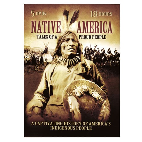 Native America Tales Of A Proud People