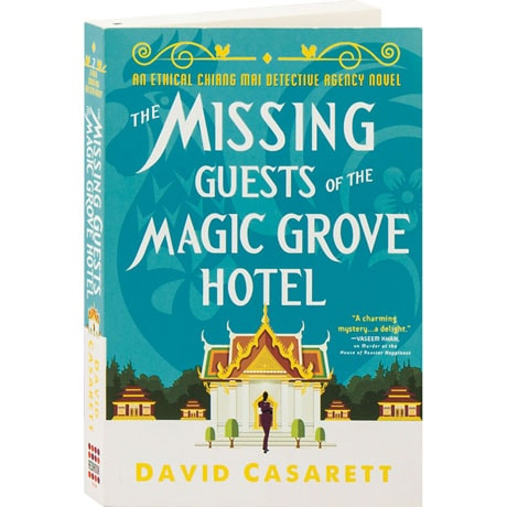 The Missing Guests Of The Magic Grove Hotel