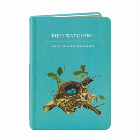 Bird Watching And Other Nature Observations Journal