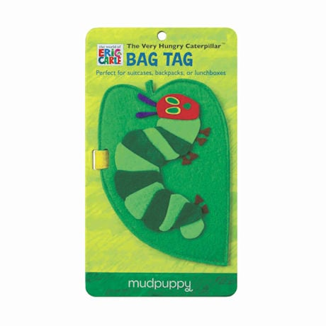 The Very Hungry Caterpillar Bag Tag