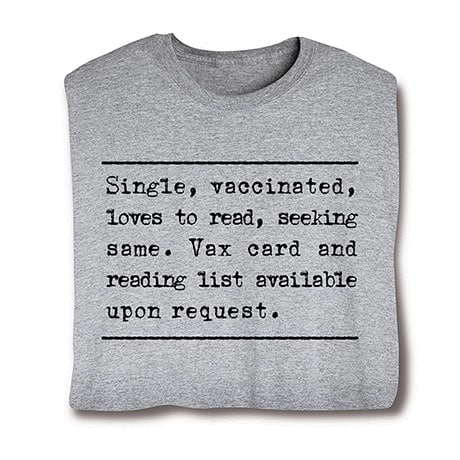 Personal Ad T-Shirt