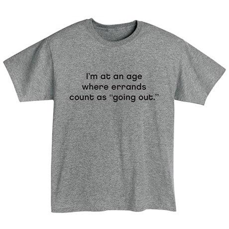 Errands Shirts