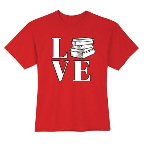 Book Love T-Shirt