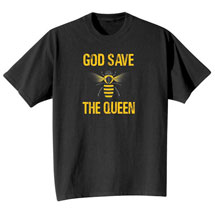 God Save The Queen Bee T-Shirt