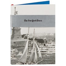 <I>The New York Times</I> OpSail 1986 Tablet Notebook
