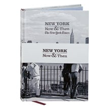 New York Now & Then B5 Journal