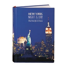 New York Night & Day B5 Journal