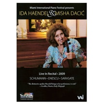 Ida Haendel & Misha Dacic