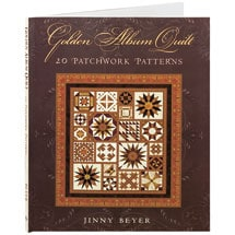 Golden Album Quilt