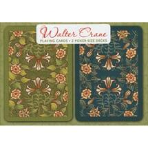 Walter Crane Playing Cards
