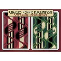 Charles Rennie Mackintosh Playing Cards