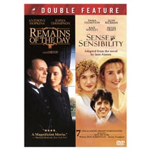 Remains of the Day; Sense and Sensibility