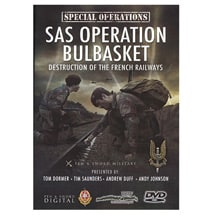 SAS Operation Bulbasket—Destruction of the French Railways