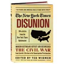 <i>The New York Times</i> Disunion