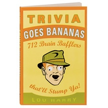 Trivia Goes Bananas