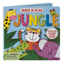 Make & Play: Jungle