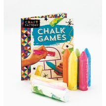 Craft Factory Chalk Games
