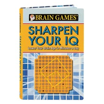 Brain Games: Sharpen Your IQ
