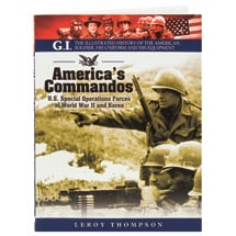 America's Commandos: U.S. Special Operations Forces of World War II and Korea