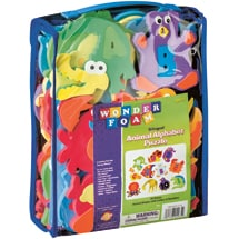 Wonder Foam Animal Alphabet Puzzle