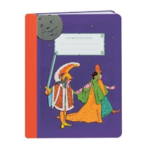 Nemo, Princess and Moon Composition Notebook