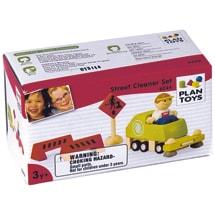 Street Cleaner Toy Set