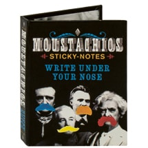 Moustachios Sticky-Notes