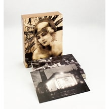 Golden 20s Boxed Notecards