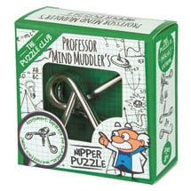 Professor Mind Muddler's Nipper Puzzle
